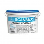 Фарба фасадна Scanmix Fasade Normal (14 кг/10 л)