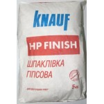 Шпаклевка Кнауф HP финиш (Knauf HP Finish) гипсовая (5 кг)
