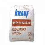 Шпаклівка гіпсова KNAUF HP Finish (Кнауф Фініш) (5 кг)