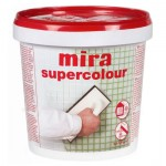 Затирка для швів MIRA supercolour № 132 темно-бежевий (5 кг)