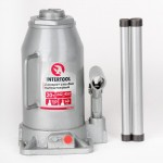 Intertool GT0028 Домкрат столбик одноштоковый (20 т)