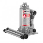 Домкрат столбик Intertool GT0022 одноштоковый (3 т)
