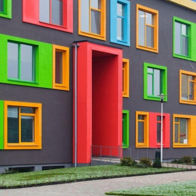 Фасадные краски Фото 5