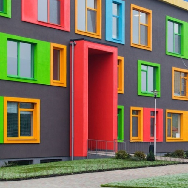 Фасадные краски Фото 10