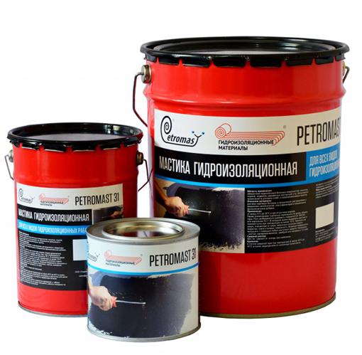 Гидроизоляционные смеси Фото 3