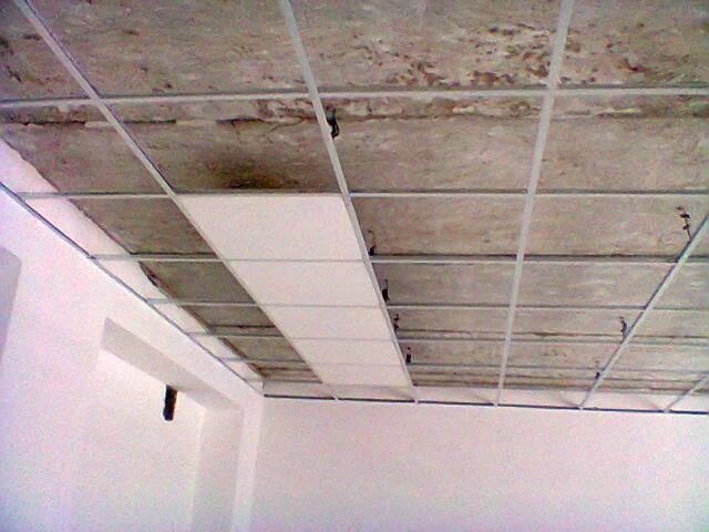Плиты для потолка Фото 4