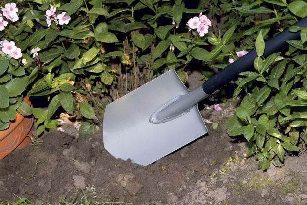 Лопата Фото 1