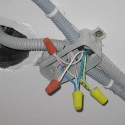 Гофра для провода Фото 1