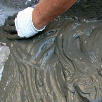Цементный раствор Фото 6